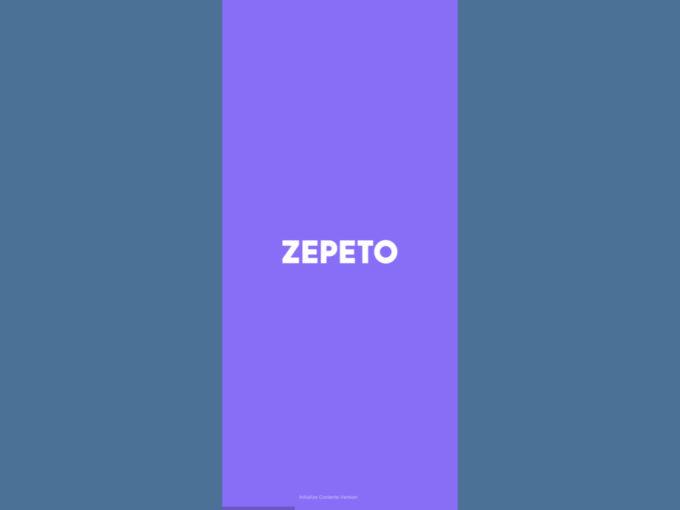 zepetoで画面が変わらない